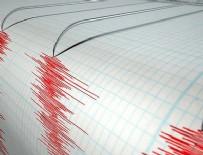 İRAN - İran'da 6.1 büyüklüğünde deprem!