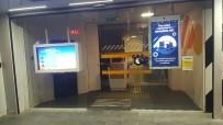 BANKA ŞUBESİ - Isınmak İçin Bankaya Girince Polisi Alarma Geçirdi