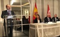 SANAYI VE TICARET ODASı - İspanyol-Türk Resmi Sanayi Ve Ticaret Odası'ndan Standard Profil'e Özel Ödül
