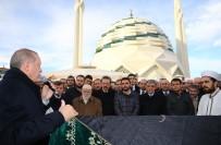RıFAT HISARCıKLıOĞLU - İTO Başkan İbrahim Çağlar Son Yolculuğuna Uğurlandı