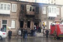 YANGINA MÜDAHALE - İzmir'de Facianın Eşiğinden Dönüldü