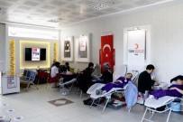 SAĞLIK ÇALIŞANLARI - Kahta'da Kan Ve Kök Hücre Bağışı Kampanyası