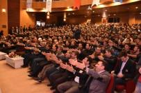 MUSTAFA ÇIÇEK - Kahta'da 'Mazeret Yok' Konulu Konferans Verildi
