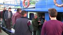 GıRGıR - Kaptan, Balık Avı Sırasında Öldü