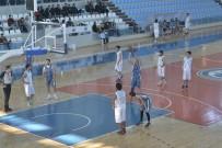 KARAMANOĞLU MEHMETBEY ÜNIVERSITESI - Karaman'da Üniversitelerarası Basketbol Turnuvası Başladı
