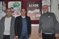 MUSTAFA YıLMAZ - KATİB Başkanı Yılmaz, Zonguldak'ta 'Azade' İsimli Tiyatroyu İzledi