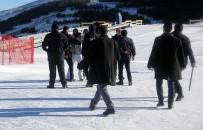 KAYAK MERKEZİ - Kayak Merkezinde Arbede