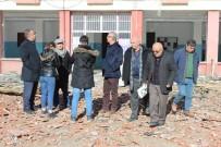 KARAKAYA - Kırşehir'in İlk Lisesi Yıkılıyor