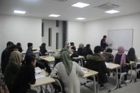 HALK EĞİTİM MERKEZİ - Kulp Belediyesinden Ücretsiz Üniversiteye Hazırlık Kursu