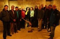KUŞADASI BELEDİYESİ - Kuşadası'nda 'Köklerin Dili' Heykel Sergisi Açıldı