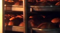HALK EKMEK - Leblebi Tozundan Ekmek Üretildi