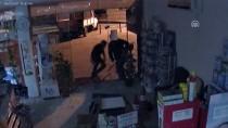 PARMAK İZİ - Manisa'da İş Yerlerinden Hırsızlık