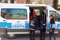 MUSTAFA YAMAN - Mardin'de Zabıta Dilencilere Göz Açtırmıyor