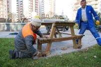 TOPLU KONUT - Melikgazi Belediyesi TSE Belgeli Kamelya Ve Çöp Sepeti Alacak