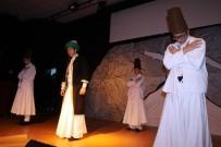 HALK EĞİTİM MERKEZİ - Mevlana Ölüm Yıldönümünde Yalova'da Anıldı