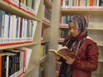 TEVFİK İLERİ - Okuduğu 11 Bin Sayfa Kitapla Herkese Örnek Oluyor