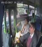 OTOBÜS ŞOFÖRÜ - Otobüste Fenalaşan Yolcu, Hastaneye Böyle Yetiştirildi
