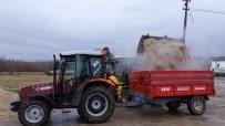 BEYKÖY - Pancar Üreticilerine 100 Ton Yaş Küspe Dağıtıldı