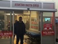 ÜNİVERSİTE ÖĞRENCİSİ - Rize'de 190 öğrenci zehirlenme şüphesiyle hastaneye kaldırıldı