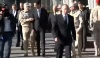 SURIYE DEVLET BAŞKANı - Rus Komutandan Esed'i Böyle Engelledi