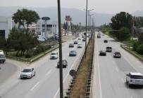 ARAÇ SAYISI - Sakarya'da Trafikteki Araç Sayısı 276 Bin 639'A Ulaştı