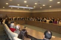 MEHMET KıLıNÇ - Samsun İl Sağlık Müdürlüğü Görev Devir Teslim Töreni