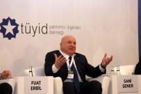 GARANTI BANKASı - Sani Şener TÜYİD Zirvesi'nde Konuştu