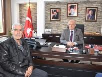 POLİS MEMURU - Şehit Fethi Sekin'in Abası Dursunbey'de