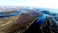 KARAKAYA - Sınırın Mavi Çizgisi Fırat Nehri