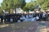 YOKSULLUK SINIRI - Söke'de Emekliler Taleplerini Dile Getirdi