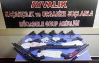 POLİS MEMURU - Suç Örgütüne Hava Destekli Operasyon Açıklaması 17 Gözaltı