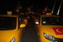 TAKSİ ŞOFÖRLERİ - Taksiciler Açıklaması 'Amerikan Menşeli Ve İsrail Menşeli Bütün Ürünleri Boykot Kararı Aldık'