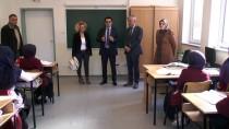 AKILLI TAHTA - TİKA'dan Makedonya'ya Eğitim Yardımı
