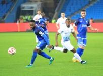 MERT NOBRE - Trabzonspor Güle Oynaya Turladı