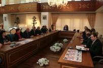 MOLDOVA - Türk Dünyası Belediyeler Birliğinden Eyüpsultan Belediyesine Ziyaret