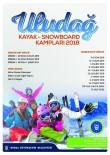 BURSA BÜYÜKŞEHİR BELEDİYESİ - Uludağ'da Kayak Kampı