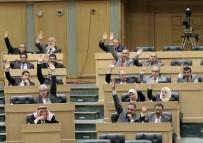 AMMAN - Ürdün Parlamentosu İsrail'le Yaptığı Anlaşmaların İptalini Görüştü