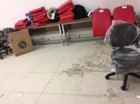 TÜRKIYE SPOR YAZARLARı DERNEĞI - Yeni Malatya Stadında Temizlik Sorunu