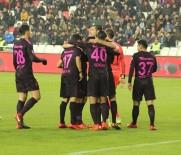 SERKAN TOKAT - Ziraat Türkiye Kupası Açıklaması Sivas Belediyespor Açıklaması 1 - Galatasaray Açıklaması 1 (İlk Yarı)
