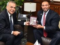 BELEDİYE MECLİS ÜYESİ - ABD'de 'İzmir Gönüllüsü' Olacak
