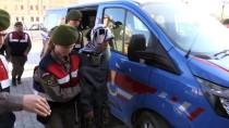 YANGINA MÜDAHALE - Afyonkarahisar'da Yanmış Erkek Cesedi Bulunması