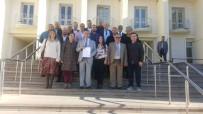 ZEKI ÇELIK - AK Parti Bodrum İlçe Başkanı Mazbatasını Aldı