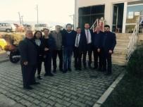 YALÇıN YıLMAZ - AK Parti İlçe Başkanı Acar Mazbatasını Aldı