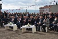 KURBAN KESİMİ - Ali Bin Nasuh Camisinin Temeli Dualarla Atıldı