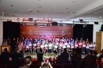 BAHÇEŞEHIR ÜNIVERSITESI - Bahçeşehir Koleji'nden Başarılı Sporculara Ödül Töreni