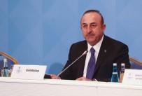 DIŞİŞLERİ BAKANI - Bakan Çavuşoğlu Açıklaması 'Kudüs'ün Kutsiyetine Ve Tarihi Statüsüne El Uzatılmasına Asla El Veremeyiz'