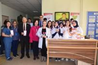 BALıKESIR DEVLET HASTANESI - Balıkesir Devlet Hastanesi Organ Bağışında Türkiye 3. Oldu