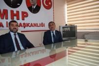 PORSELEN TABAK - Başkan Avşar'dan Muhtarlara Destek Sözü