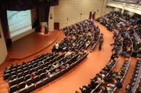 BELEDİYE MECLİS ÜYESİ - Başkan Eroğlu Üniversitelilerle Buluştu