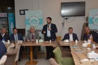 ESNAF ODASı BAŞKANı - Başkan Yazgı, Esnaf Odası Başkanlarıyla İstişare Toplantısında Buluştu